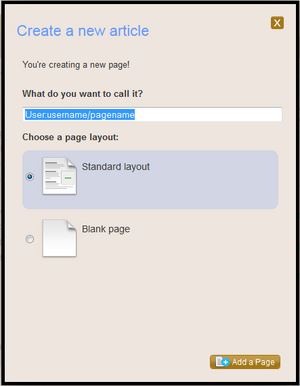 Create user namspace