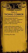 Segundo registro de áudio de Thomas