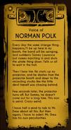 Voice of Norman Polk