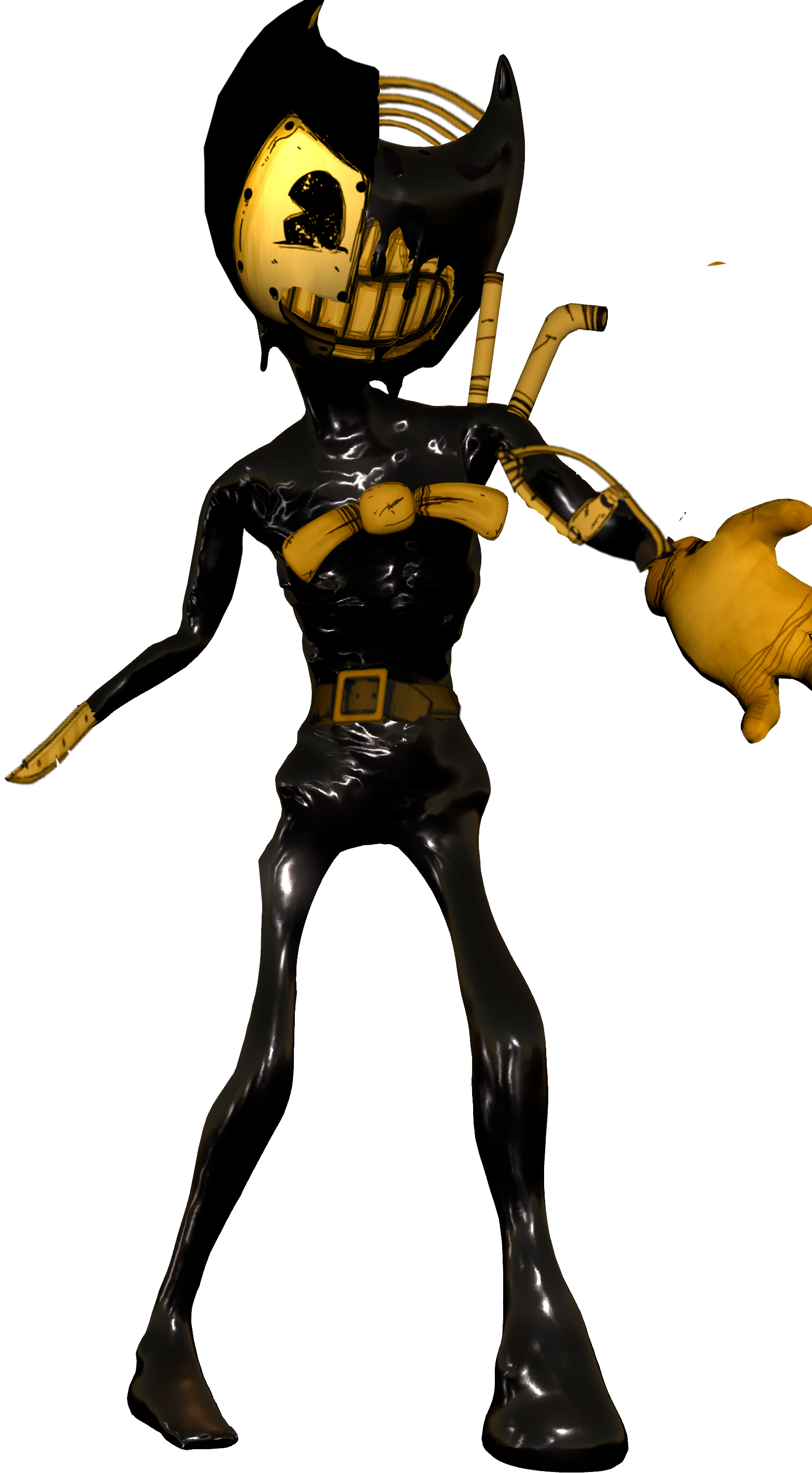 Fighter Bendy Bendy And The Ink Machine Custom Wiki
