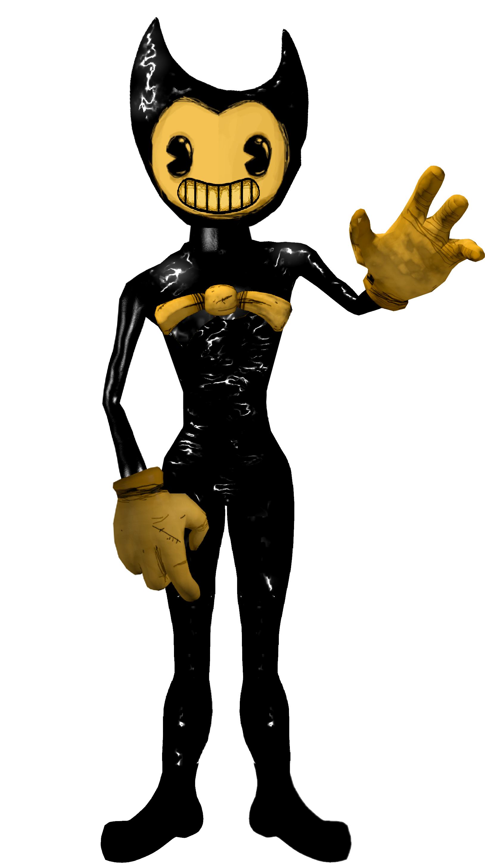 normal bendy bendy and the ink machine custom wiki