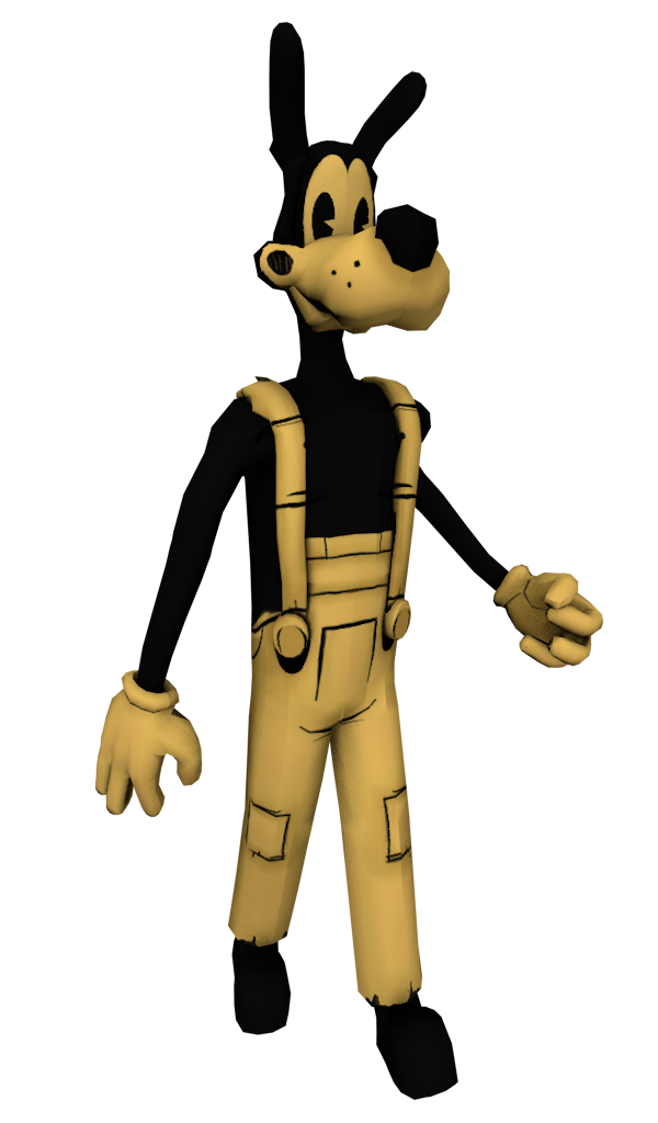 Boris Bendy And The Ink Machine Downward Fall Wiki