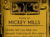 Mickey Mills