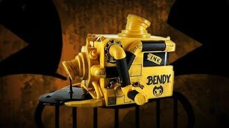 The Official Bendy Slime Ink Machine
