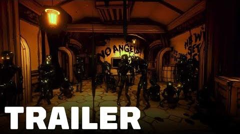 Bendy and the Ink Machine Launch Trailer