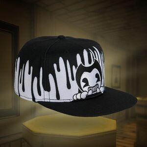 Bendy and the Ink Machine Beanie Bendy Beanie Black and White Bendy hat