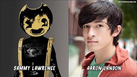 Video Bendy And The Ink Machine Characters Voice Actors