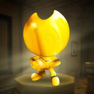 Gold-Bendy-minifigure