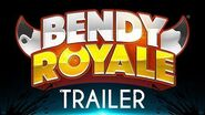 """""""BENDY ROYALE"""" - New Bendy Game! = REVEAL TRAILER"""