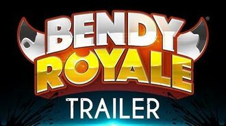 """BENDY ROYALE"" - New Bendy Game! = REVEAL TRAILER"