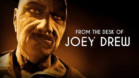From the desk of Joey Drew