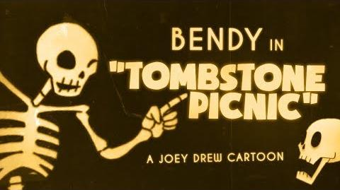"""""""Bendy in Tombstone Picnic"""" - 1929"""