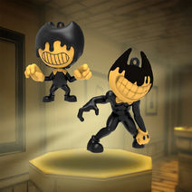 Ink Bendy Collector Clips