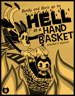 Hellhandbasket