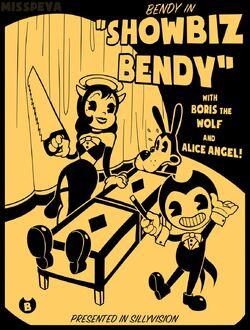 Showbiz Bendy
