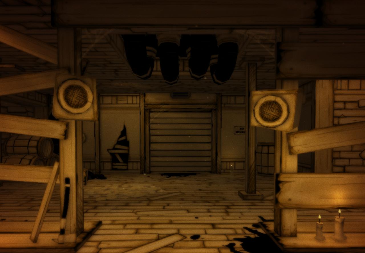 Ritual Room   Bendy and the Ink Machine Wiki   FANDOM ...