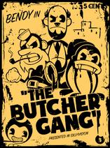 The Butcher Gang (caricatura)