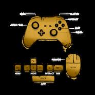 Gameplay controls