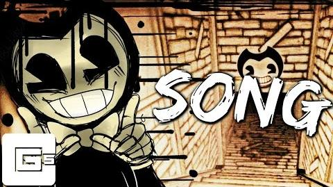 """BENDY AND THE INK MACHINE SONG ▶ """"Can I Get An Amen"""" CG5"""