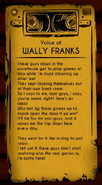 Wally Franks Chapter 4 Tape