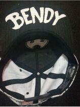 Bendy splatter underbill