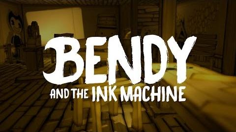 """Bendy and the Ink Machine"" - Reveal Trailer 2017"