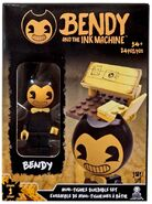 Bendy-minifigure