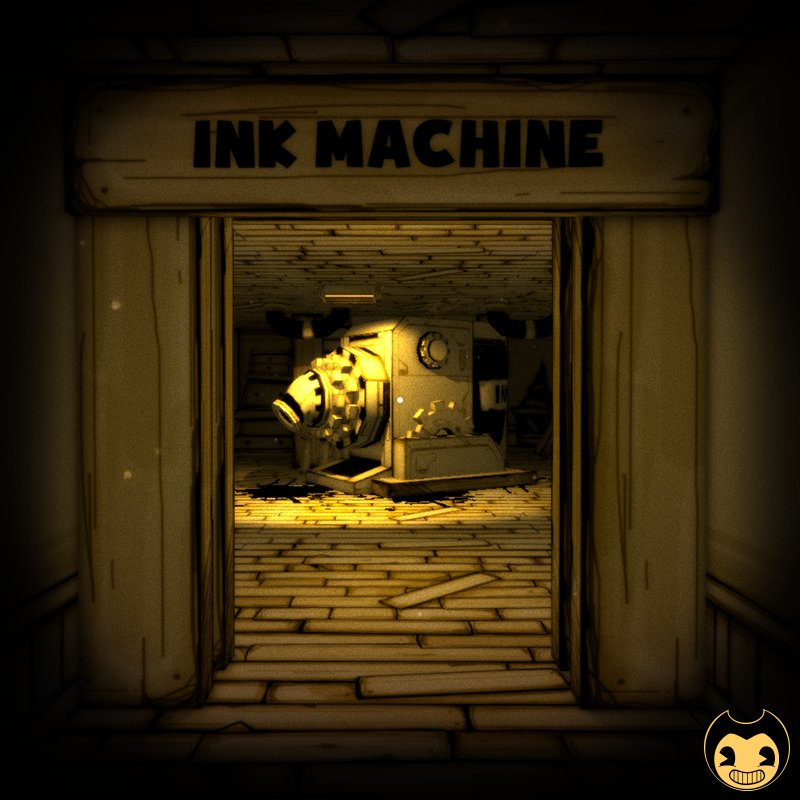 Ink Machine | Bendy and the Ink Machine Wiki | FANDOM ...