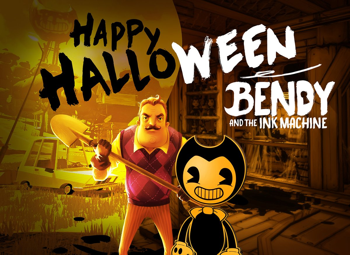 hello bendy bendy and the ink machine wiki fandom powered by wikia