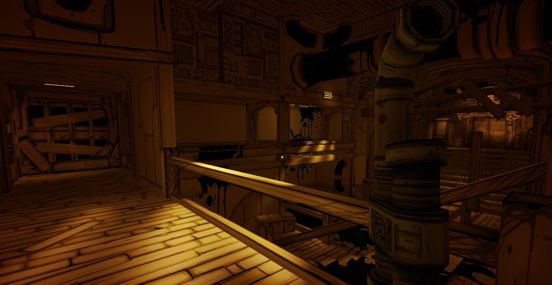 Inner Sanctum Bendy And The Ink Machine Wiki Fandom