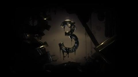 "Bendy and the Ink Machine ""Chapter Three"" - Announcement Trailer"
