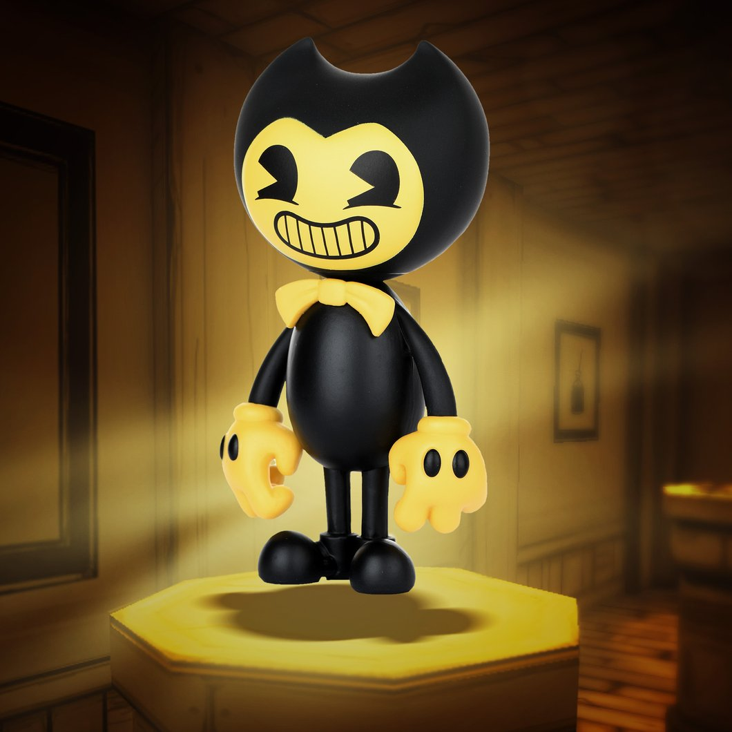 Image - Vinyl-Bendy.jpg | Bendy and the Ink Machine Wiki | FANDOM ...