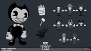 NightmareRun-Bendy-model