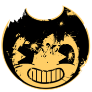 Bendy face worn decal