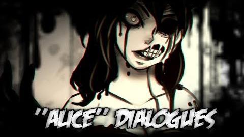 ''Alice'' (Monster) Dialogues