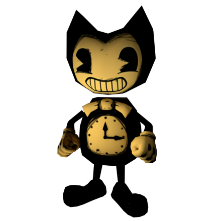 Image - Bendy clock.png | Bendy and the Ink Machine Wiki ...