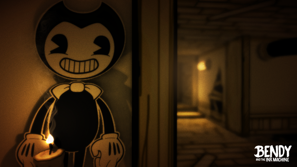 bendy and the ink machine chapter 3 gears
