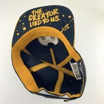 Underbill of the creator lied to us hat