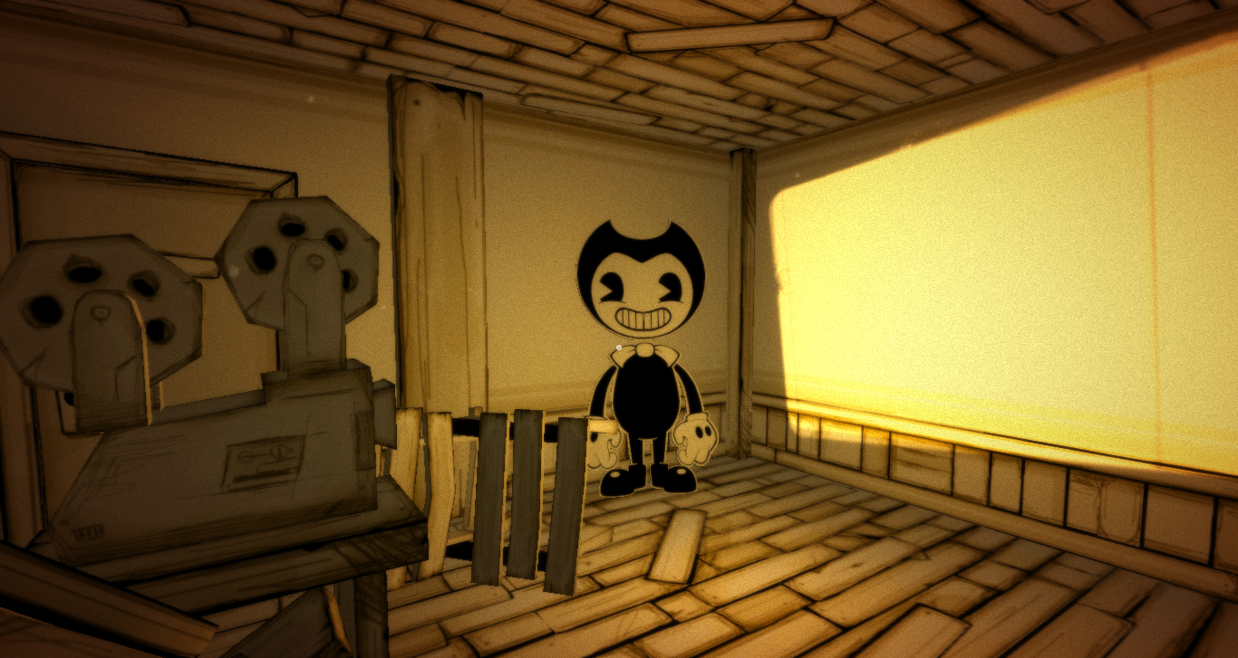 Image - Projectorroomstill.png | Bendy and the Ink Machine Wiki ...