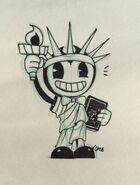 Bendy-of-Liberty