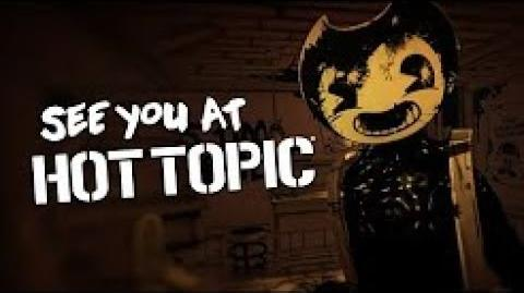 See you at HOT TOPIC