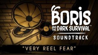"""Very Reel Fear"" - BATDS- Original Soundtrack- The Wolf Trials"
