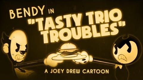 "Bendy in ""Tasty Trio Troubles"" - 1935"
