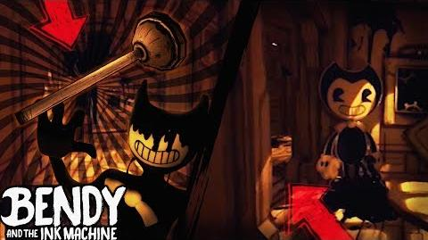 NEW TOOL - PLUNGER & FLIPPED MAP Bendy and the Ink Machine Chapter 1 Reversed Updates