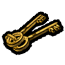 Collectable keys large icon