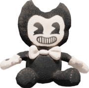 Bendy Plush Render