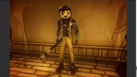 Bendy and the Ink Machine Chapter 4 Sammy Lawrence