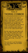 Thomas Connor Chapter 01 Tape