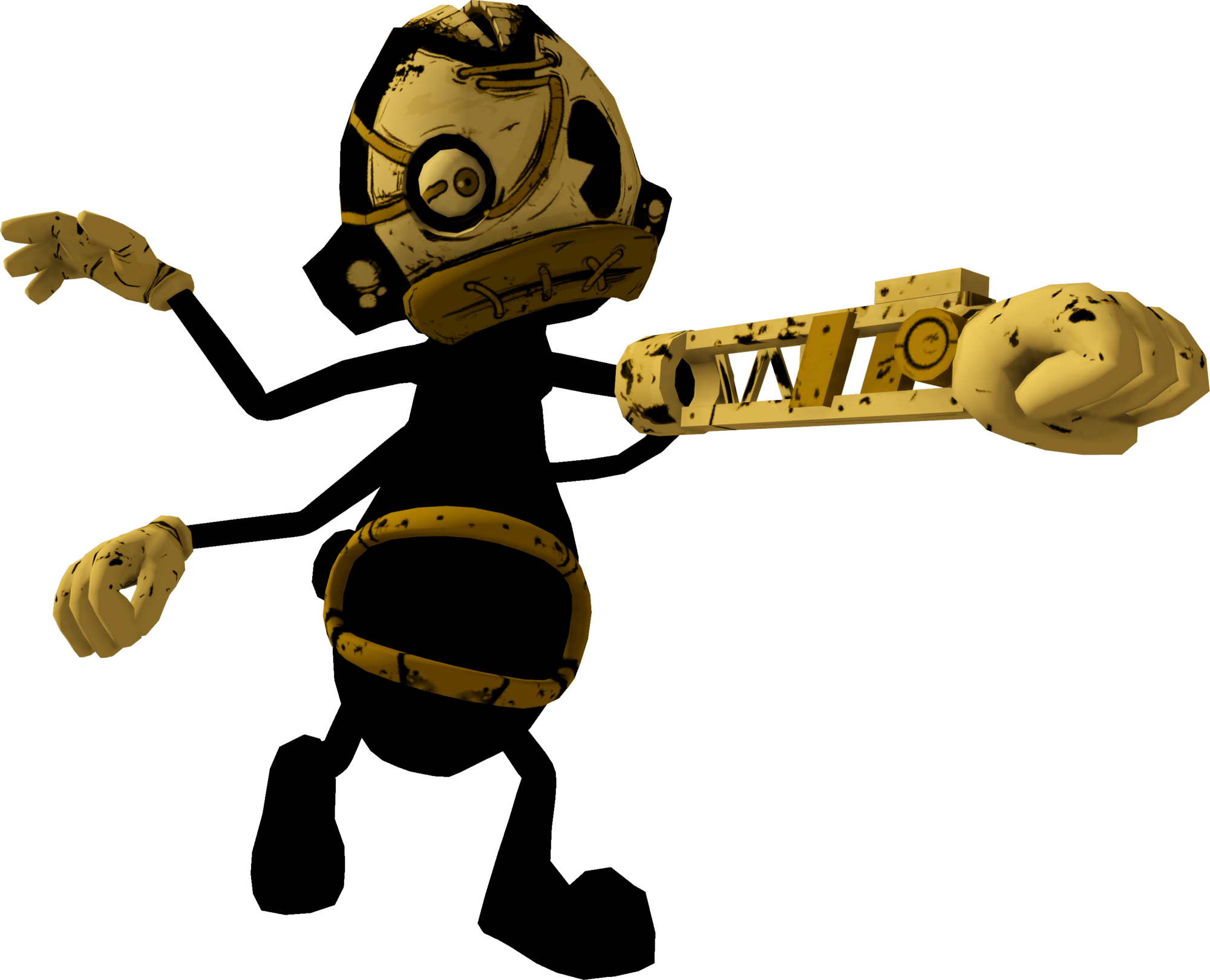 Room Maker Simulator Striker Bendy And The Ink Machine Wiki Fandom Powered