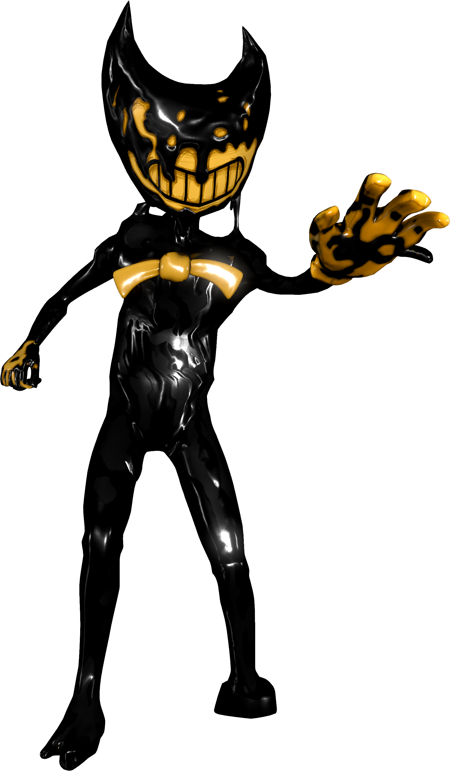 """Bendy"" 